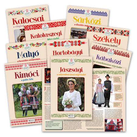 magyarországi népviseletek